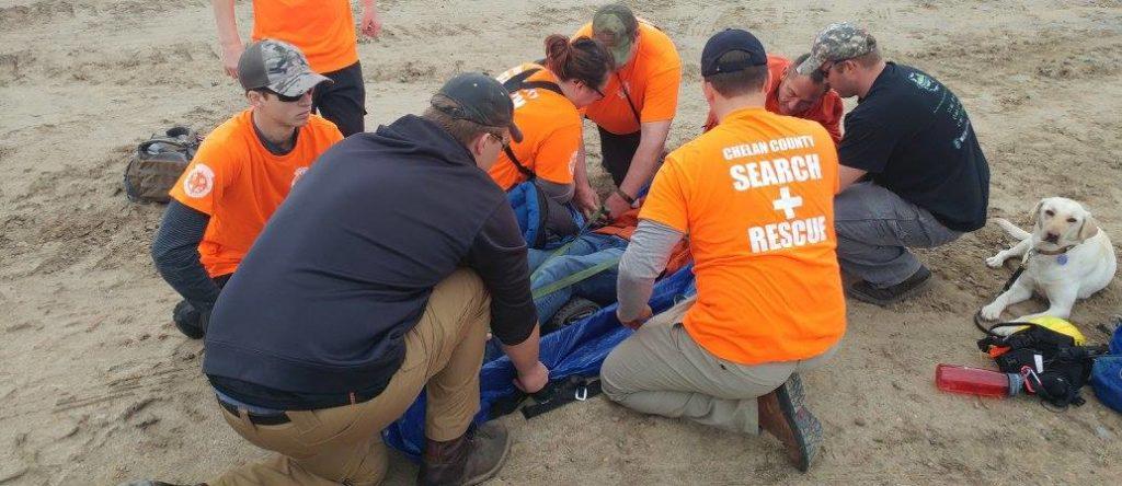CCVSAR Rescue Team